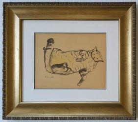 Pierre Bonnard (attrib.)(1867-1947). France