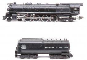 AF 21140 UP 4-8-4 Northern Steam With Tender