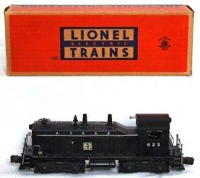 Lionel 623 Santa Fe Switcher, OB