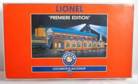 Lionel  22918 Locomotive Backshop Accessory