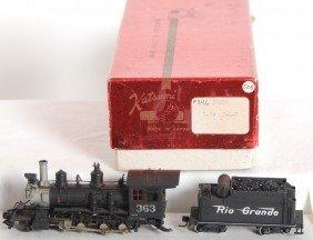 Custom Brass Rio GrandeC-21 Steam Locomotive