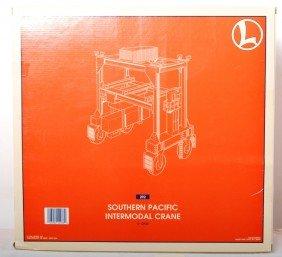 Lionel 12936 Intermodal Crane Sealed