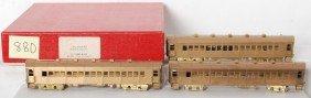 S. Soho & Co. Brass HO Long Island Babylon Express