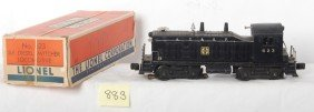 Lionel 623 S.F. NW-2 Diesel Switcher Loco In OB W/
