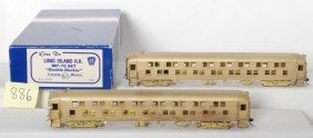 Lhee Do NJ Custom Brass L.I. MP-70 Set Double Deck