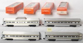 Lionel Presidential Passenger Cars In Great Origin