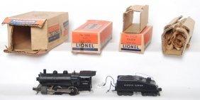 Lionel 1656LT, 1656 Loco, 6403B, Boxes, Inserts, M