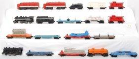 Lionel Postwar Diesel, Steam, Freight, Operating