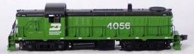 Weaver Burlington Northern RS-3