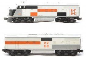 Lionel 2242 New Haven F3 AB Diesel Units