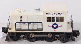 Lionel 59 Minuteman Industrial Diesel Switcher