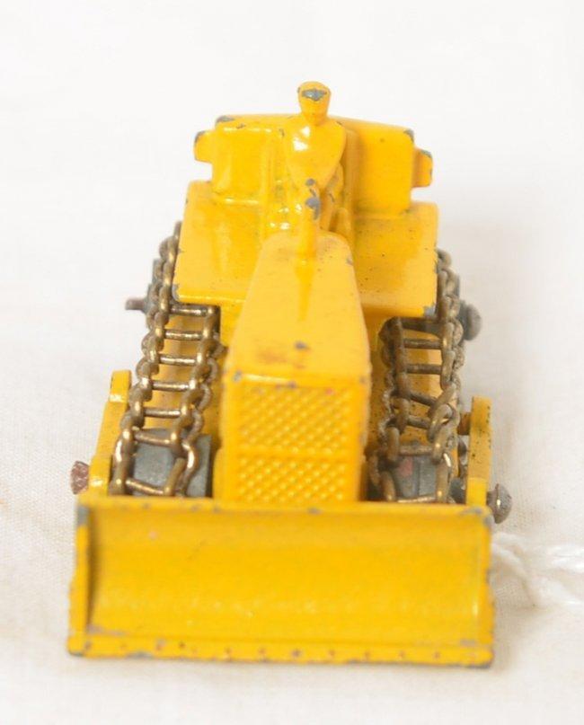 Matchbox Lesney No. 8 Caterpillar Bulldozer W/chain : Lot 589