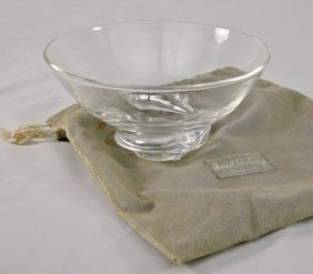 Steuben Glass/Crystal Bowl