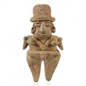 Pre-columbian Chupicuaro Figure