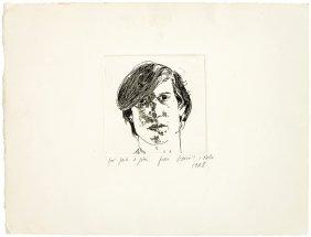 David Hockney, Peter Schlesinger