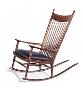 Sam Maloof, Rocking Chair