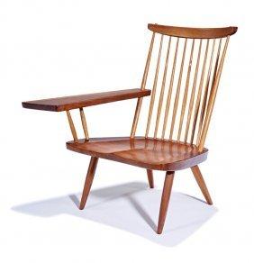 George Nakashima, Free-edge Armchair