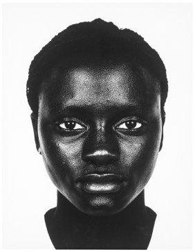 Valerie Belin, Black Women I (untitled)