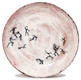 Beatrice Wood, Stalingrad Glazed Ceramic Bowl