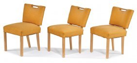 Paul Laszlo, Dining Chairs (6)