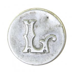 Browning King & Co. Button