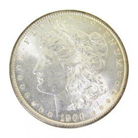1900 O Morgan Silver Dollar