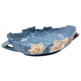Roseville Pottery Console Bowl