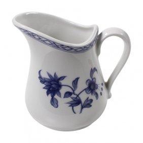 Porcelaine De Paris French Creamer