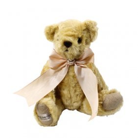 Mikimoto International Limited Edition Teddy Bear