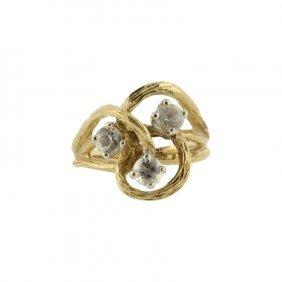 Sterling Vermiel Ring
