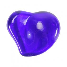 Elsa Peretti For Tiffany And Co Cobalt Blue Heart
