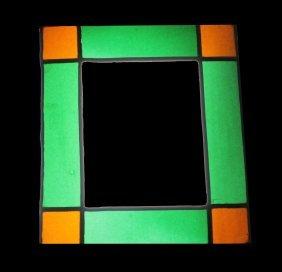 Stained Glass Lithophane Frame