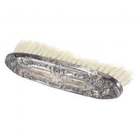 Vintage Sterling Vanity Brush