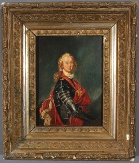 Painting Of Bonnie Prince Charles