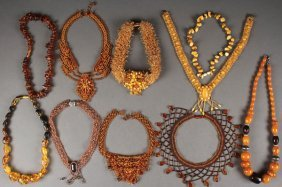 Baltic Amber Jewelry Pieces & More