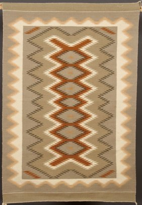 Six Contemporary Southwest Native American Rugs