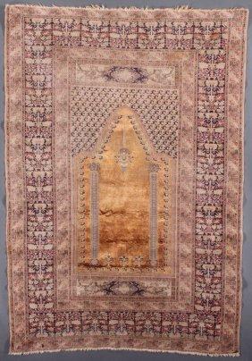 A Turkish Prayer Rug, Southwest Caucasus, First H