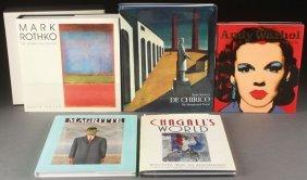 Five Books On Modern Artists. Comprising Mar