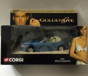 "Corgi James Bond 007 ""golden Eye"" Die-cast Car"
