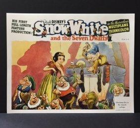 Walt Disney Snow White And The Seven Dwarfs Lobby