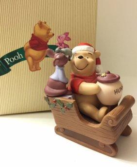 "Disney ""pooh & Friends"" Porcelain Winnie The Pooh"