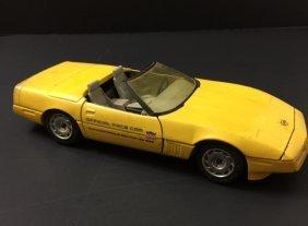 Early Marjorette Die-cast Corvette Indy Pace Car