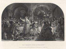 Macbeth Heliogravure 1879