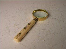 Shibayama Magnifying Glass.