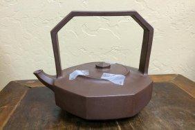 Clay Zisha Teapot