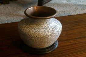 Bronze Small Vase