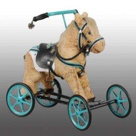 Child's Horse Coaster Rider.