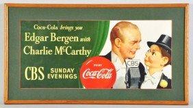 Coca-Cola Bergen & McCarthy Poster.