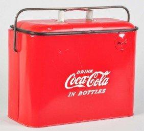 Coca-Cola Picnic Cooler.