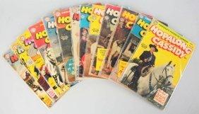 Lot Of 50: 1950s-60s Hopalong Cassidy Comic Books